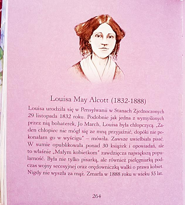 autorka - małe kobietki