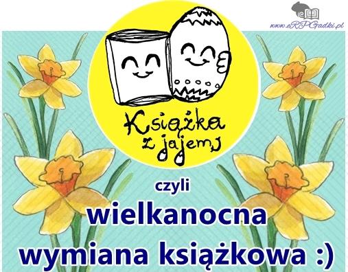 książka z jajem 2016