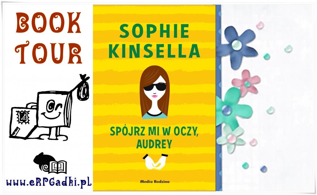 book tour Audrey